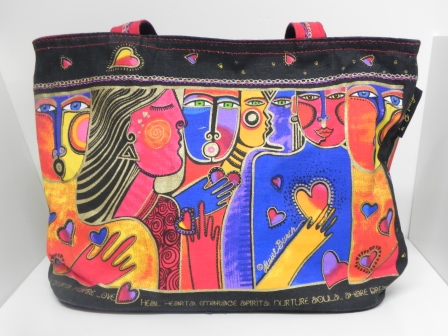 Laurel Burch People Purse